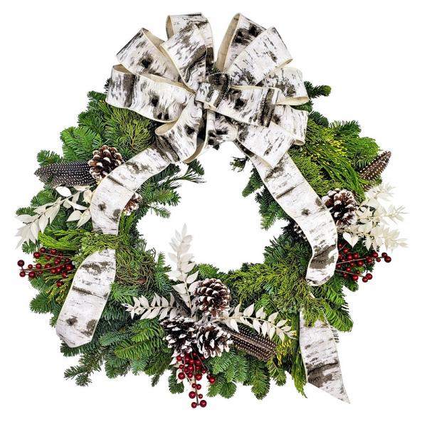 Chic Naturals Wreath