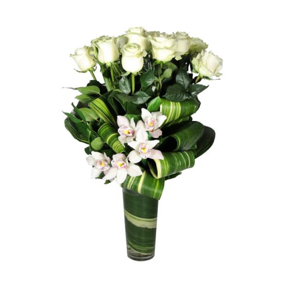 White Rose Extraordinaire