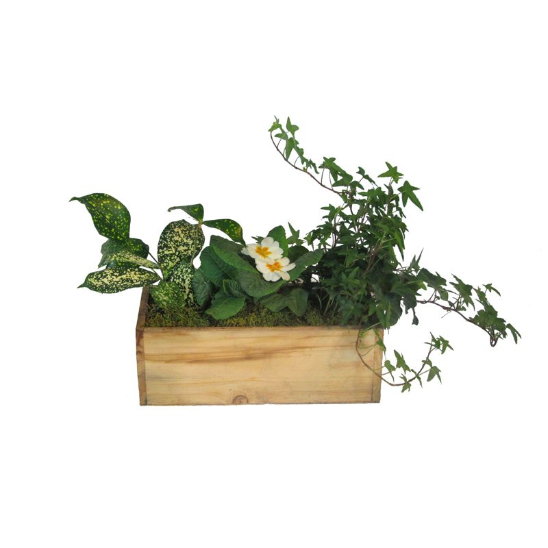 Flowering Garden in a Box