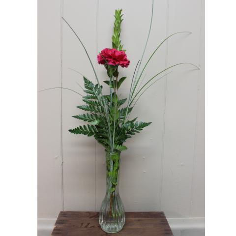 Single Carnation Budvase