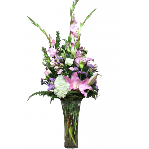 Pink Glamour Bouquet