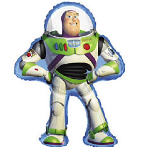 Buzz Lightyear Foil Mylar