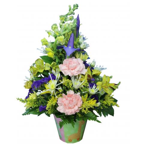 Animal Parade Bouquet