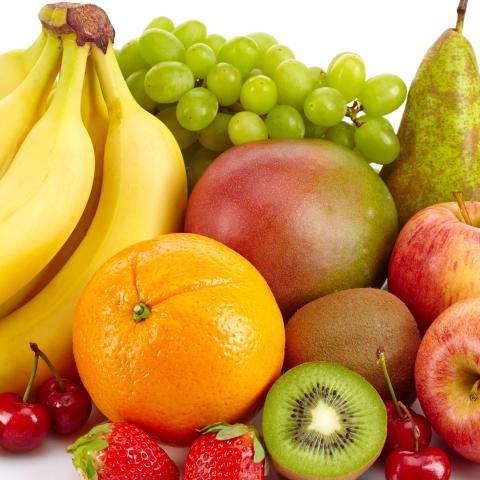 Seasonal Fruit Basket