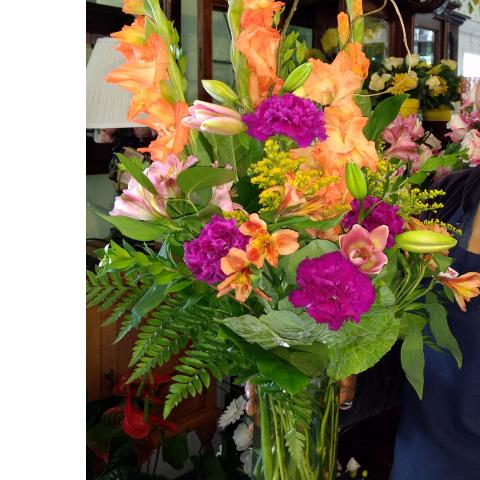 The Sienna Bouquet