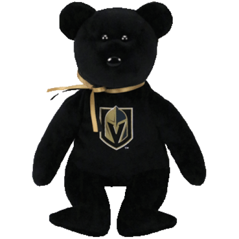 Golden Knights Ty Beanie Baby