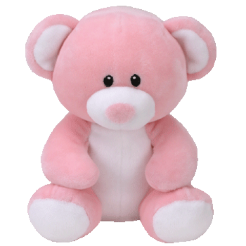 Princess Pink Bear-Small