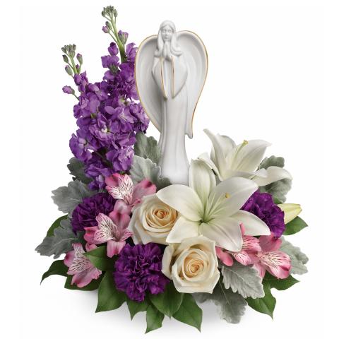 Beautiful Heart Bouquet by Teleflora