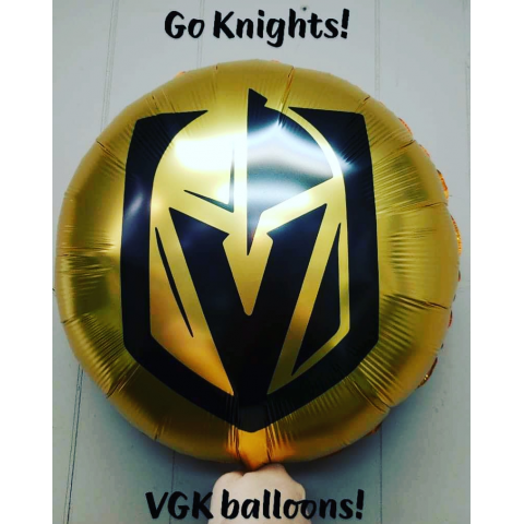 Vegas Golden Knights Mylar