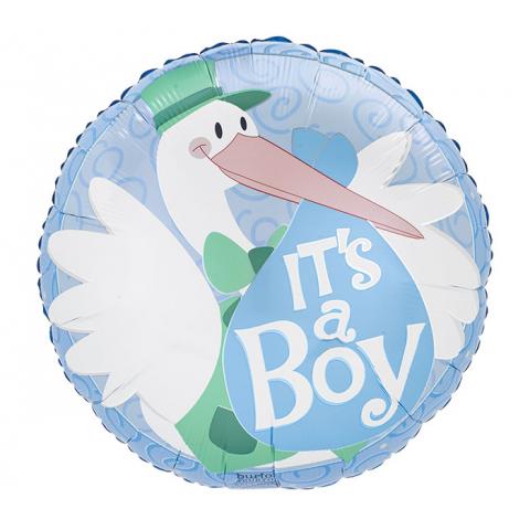 It's a Boy Stork