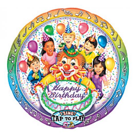 Birthday Jumbo Singing Balloon