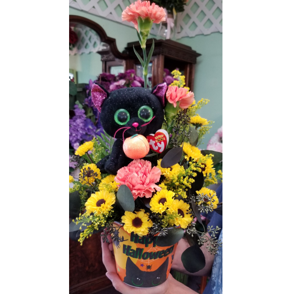 Black Cat Fever Bouquet