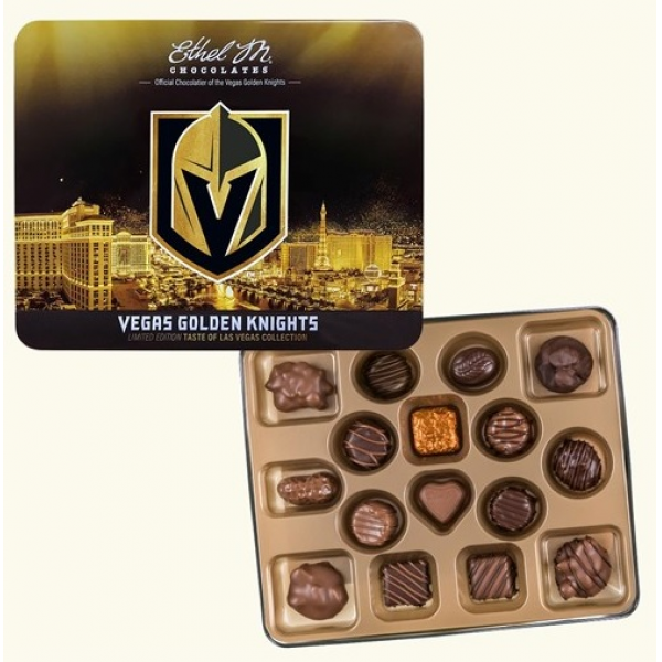 Vegas Golden Knights Ethel M Chocolates