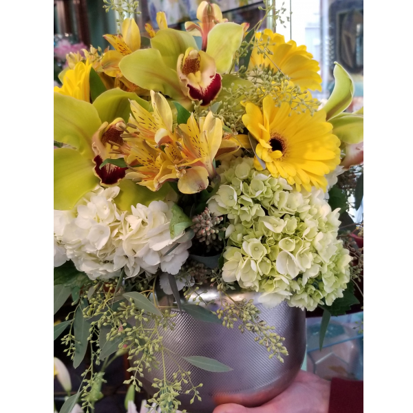Golden Tropics Bouquet