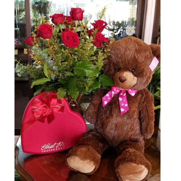 Big Love Rose Package