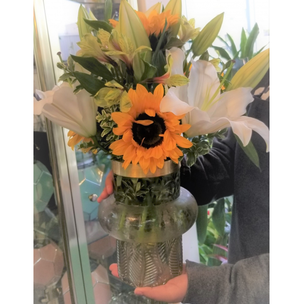 Sunshine and Smiles Bouquet