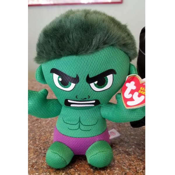 Hulk Beanie