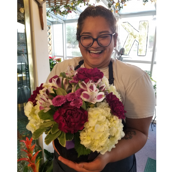 Rebecca bouquet