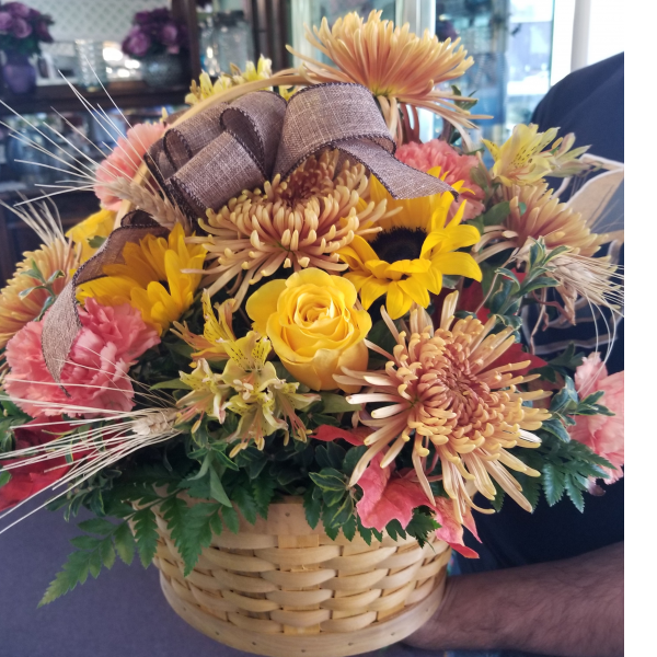 Basket Full of Fall