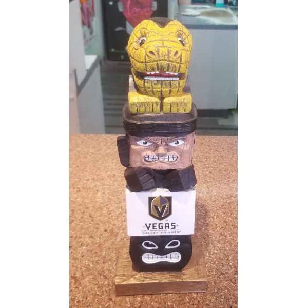 Vegas Golden Knights Totem