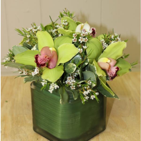 Cymbidium Orchid Bouquet