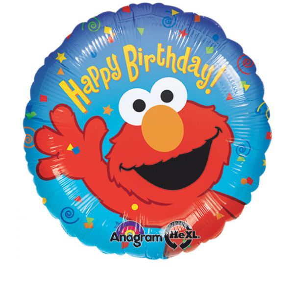 Elmo Happy Birthday Balloon