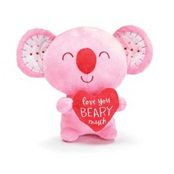 LOVE YOU BEARY MUCH KOALA