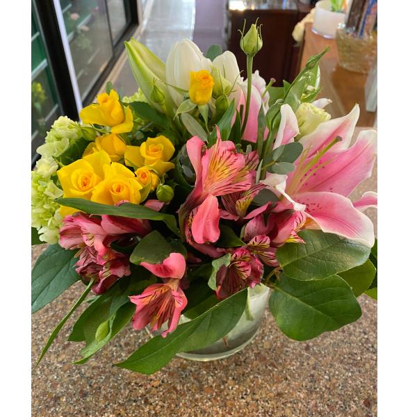 Kyrene bouquet