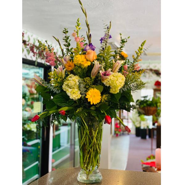 The Brielle bouquet