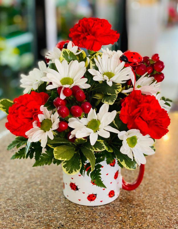 Love Bug Bouquet