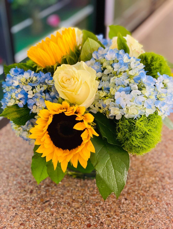 Amy bouquet