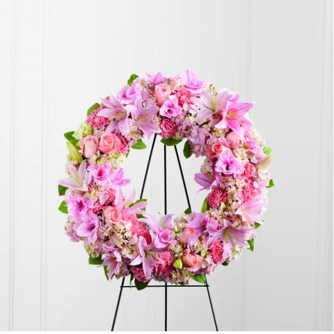FTD Loving Remembrance Wreath