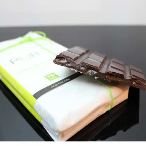 Puur -Dulce de Leche Chocolate Bar