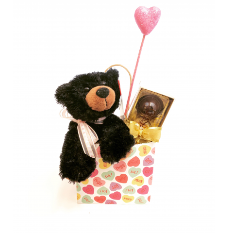 Teddy Bear & Truffles