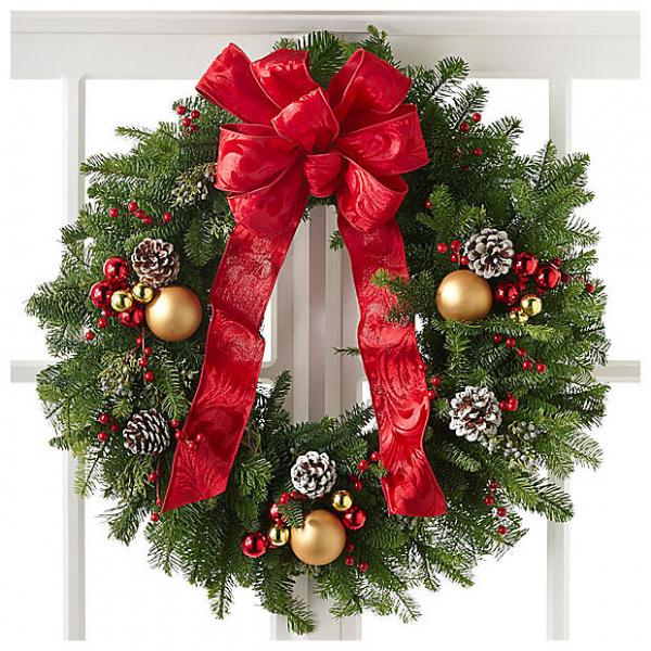 DIY - Wreath Decorating Class