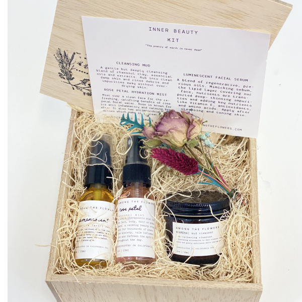 Inner Beauty Facial Kit