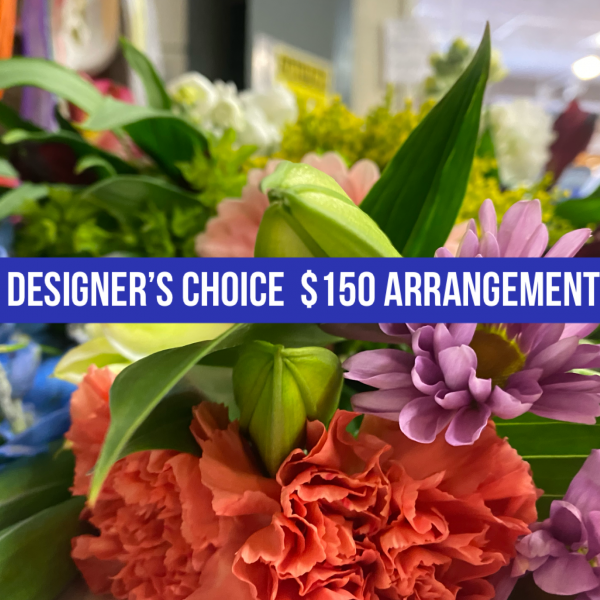 DESIGNER'S CHOICE ARRANGEMENT  LARGE PREMIUM