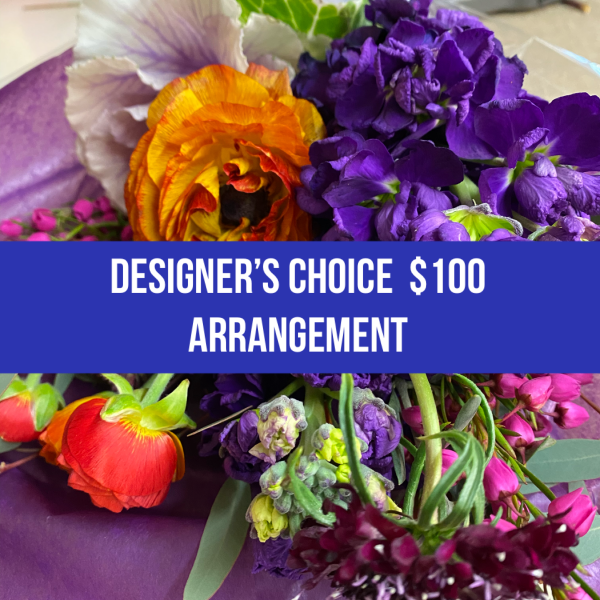 DESIGNER'S CHOICE ARRANGEMENT-LARGE
