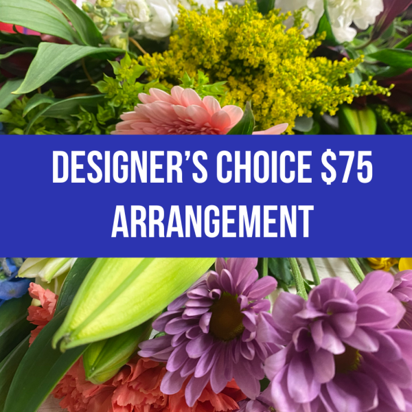 DESIGNERS CHOICE ARRANGEMENT MEDIUM