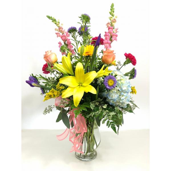 Relles Florist's Anniversary Bouquet