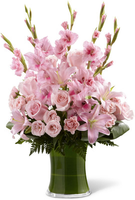 The FTD® Lovely Tribute(tm) Bouquet