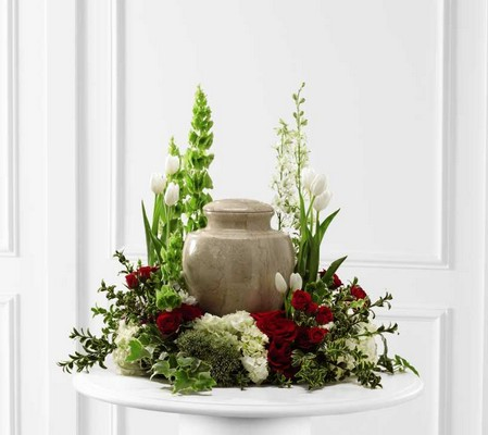 The FTD® Tears of Comfort(tm) Arrangement