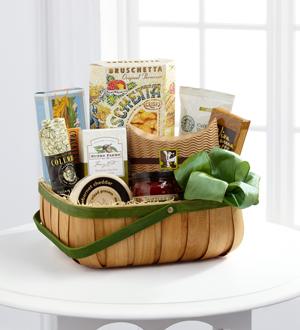 FTD® Florist Designed Gourmet Gift Basket