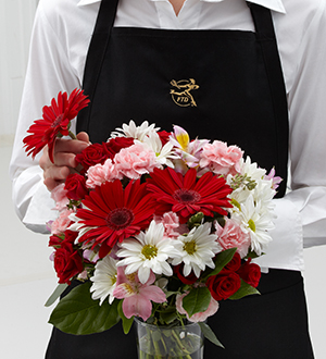 The FTD® Florist Designed Bouquet