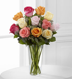 The FTD® Graceful Grandeur™ Rose Bouquet