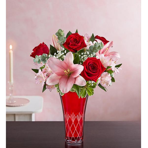 Key to My Heart Bouquet