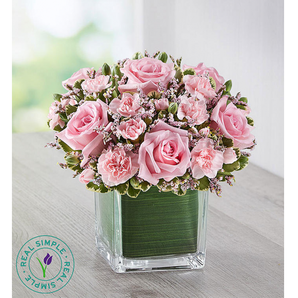 Pink Rose Fancy™ by Real Simple