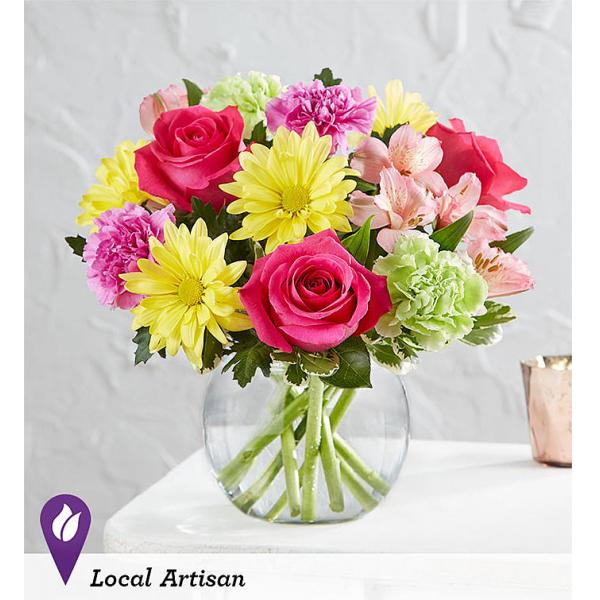 Vibrant Gem Bouquet