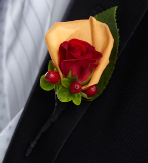 The Breathless Boutonniere