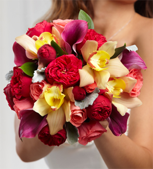 The Butterfly Kisses Bouquet
